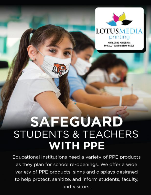 School Reopening PPE Products Covid 19